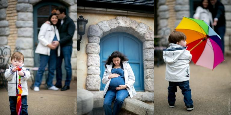 S ance grossesse eurodisney agnes colombo for Photographe grossesse clamart